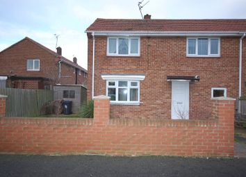 Thumbnail 3 bed terraced house to rent in Stoneleigh Avenue, Longbenton, Newcastle Upon Tyne