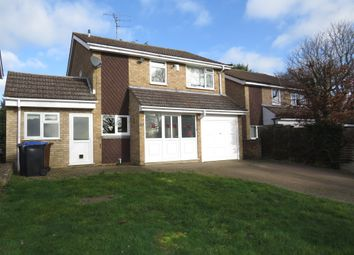 Thumbnail 5 bed detached house for sale in Crediton Close, Abington Vale, Northampton