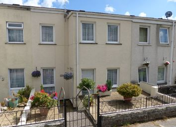 Thumbnail 3 bed terraced house for sale in Dan-Yr-Heol, Pantyrawel, Bridgend.