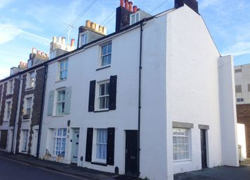 Thumbnail 4 bed end terrace house for sale in Prospect Place, Worthing