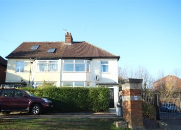 Thumbnail 4 bed semi-detached house for sale in Long Drive, London