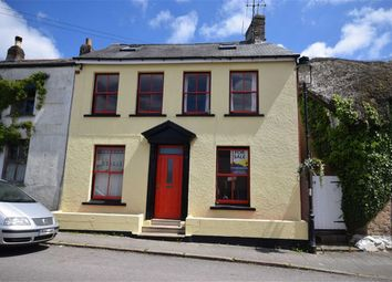 Thumbnail 4 bedroom terraced house for sale in Bridge Street, Hatherleigh, Devon