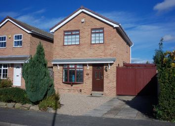 Thumbnail 3 bed detached house to rent in Maypole Lane, Littleover, Derby