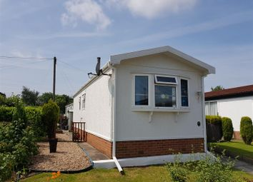 Thumbnail 1 bed mobile/park home for sale in Beech Crescent, Forest Park, Old Mill Lane, Forest Town, Mansfield