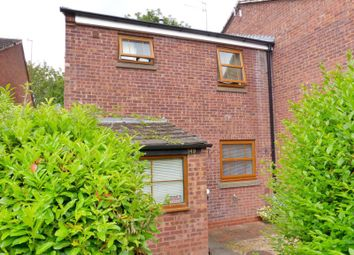 Thumbnail 3 bedroom end terrace house to rent in Northleach Close, Church Hill North, Worcestershire