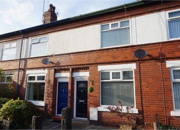 Thumbnail 2 bed terraced house for sale in St. Andrews Avenue, Altrincham