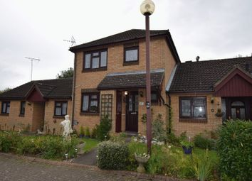 Thumbnail 2 bed terraced house for sale in Bryony Place, Conniburrow, Milton Keynes