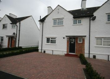 Thumbnail 2 bedroom terraced house to rent in Derwent Road, Henlow