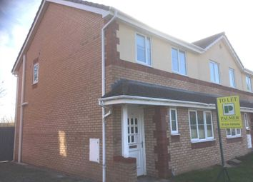 Thumbnail 3 bed end terrace house to rent in Cwrt Maes Goch, Bagillt, 6At.