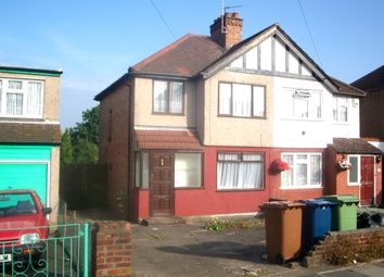 Thumbnail 3 bed semi-detached house to rent in Edgware, Middlesex