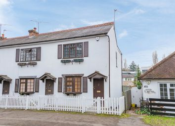Thumbnail 2 bedroom semi-detached house for sale in Lower Road, Chalfont St Peter, Buckinghamshire