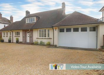 Thumbnail 4 bed detached bungalow for sale in Queens Avenue, Dorchester