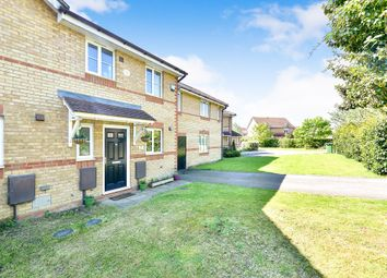 Thumbnail 3 bed terraced house for sale in Chicksands Avenue, Monkston, Milton Keynes, Buckinghamshire