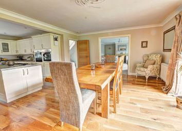 Thumbnail 4 bed detached house for sale in Park Road, Swarland, Morpeth