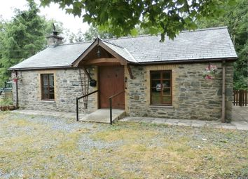 Thumbnail 2 bed detached house for sale in Doldre, Tregaron