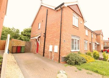 Thumbnail 2 bed terraced house to rent in Mill View, Barton-Upon-Humber