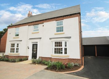 "Thumbnail 5 bedroom detached house for sale in ""Henley"" at Forest Road, Burton-On-Trent"