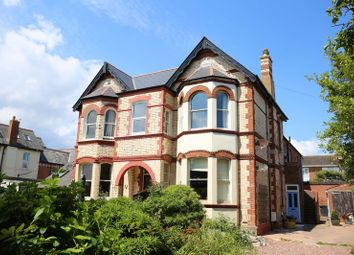 Thumbnail 3 bedroom flat for sale in Salterton Road, Exmouth