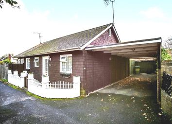 Thumbnail 2 bedroom detached bungalow for sale in Firs Lane, Hollingbourne, Maidstone