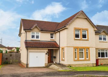 Thumbnail 4 bed detached house for sale in Westfarm Court, Cambuslang, Glasgow