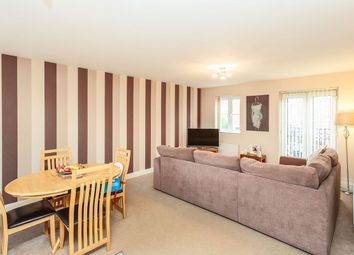 Thumbnail 2 bed flat for sale in Danvers Way, Fulwood, Preston