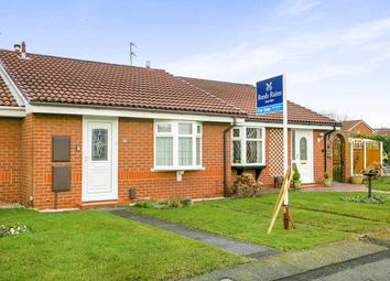 Thumbnail 1 bed bungalow for sale in Exford Close, South Reddish, Stockport