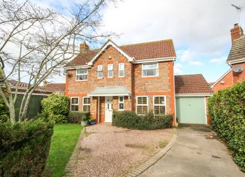Thumbnail 3 bed detached house for sale in Longs View, Charfield