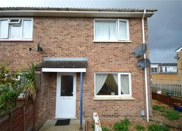 Thumbnail 2 bed end terrace house for sale in Romsey Close, Aldershot, Hampshire
