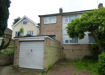 Thumbnail 4 bedroom town house for sale in Osborne Road South, Southampton