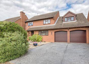 Thumbnail 5 bed detached house for sale in Glenrose Avenue, Ravensden, Bedford, Bedfordshire