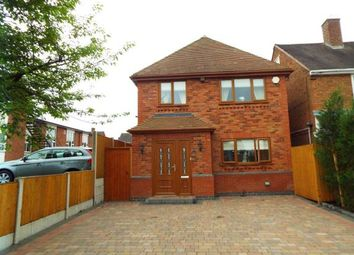 Thumbnail 5 bedroom detached house for sale in Bideford Way, Cannock, Longford, Staffordshire