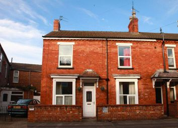 Thumbnail 3 bed semi-detached house for sale in Cecil Street, Lincoln