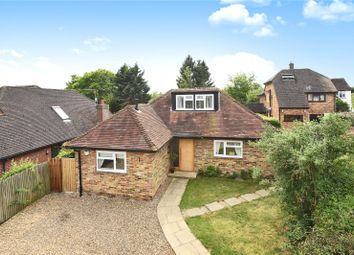 Thumbnail 3 bed detached bungalow for sale in Nicol Road, Chalfont St. Peter, Gerrards Cross, Buckinghamshire