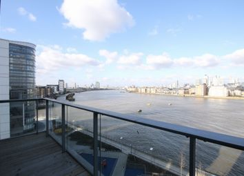 Thumbnail 2 bed flat to rent in Canary View, 23 Dowells Street, London, London