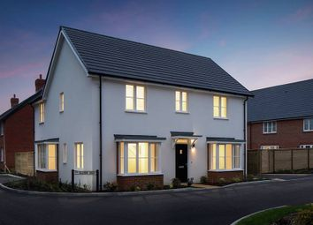 "Thumbnail 5 bedroom detached house for sale in ""The Parkley"" at Roundstone Lane, Angmering, Littlehampton"