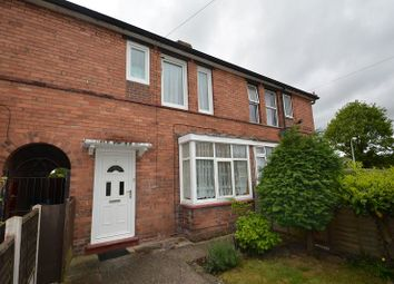 Thumbnail 3 bedroom terraced house for sale in Martin Road, Wellington, Telford.
