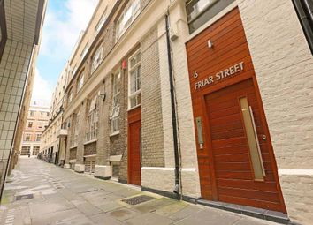Thumbnail 1 bed flat to rent in Priory House, 6 Friar Street, London