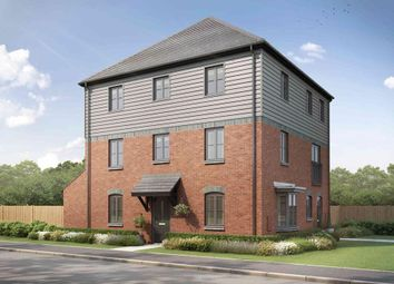 """Thumbnail 4 bedroom semi-detached house for sale in """"Drayton"""" at Beverly Close, Houlton, Rugby"""