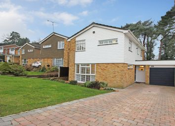 Thumbnail 3 bed detached house for sale in Pinehurst, Burgess Hill, West Sussex, UK