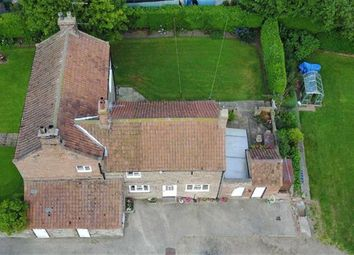 Thumbnail 4 bed farmhouse for sale in Beeford Road, Skipsea, Driffield
