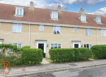 Thumbnail 3 bed town house for sale in Warren Avenue, Saxmundham
