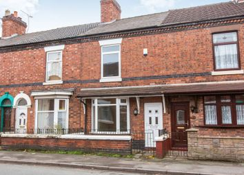 Thumbnail 3 bed terraced house to rent in West Street, Crewe