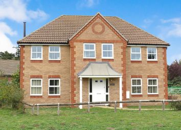 Thumbnail 5 bedroom detached house for sale in Arlington Way, Thetford