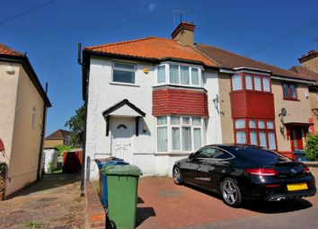 Thumbnail 3 bed semi-detached house to rent in Northolt Road, South Harrow, Harrow