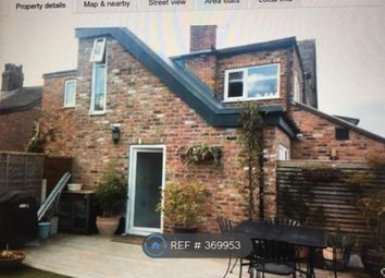 Thumbnail 2 bed maisonette to rent in Knutsford Road, Wilmslow