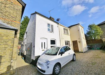 Thumbnail 2 bed semi-detached house for sale in The Chase, Cromwell Road, Warley, Brentwood