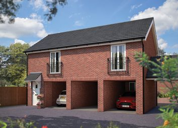"Thumbnail 2 bed property for sale in ""The Arnold"" at Poethlyn Drive, Costessey, Norwich"