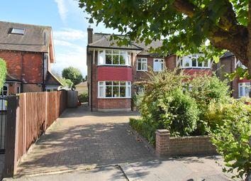 Thumbnail 4 bed semi-detached house for sale in Park Avenue, Enfield