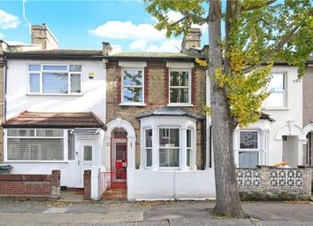 Thumbnail 3 bed terraced house for sale in Meath Road, Stratford, London