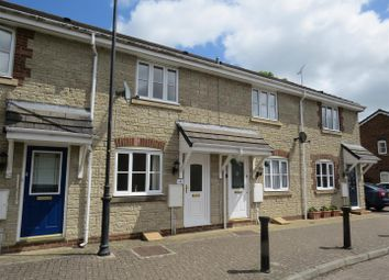 Thumbnail 2 bedroom terraced house for sale in Springfield Drive, Calne